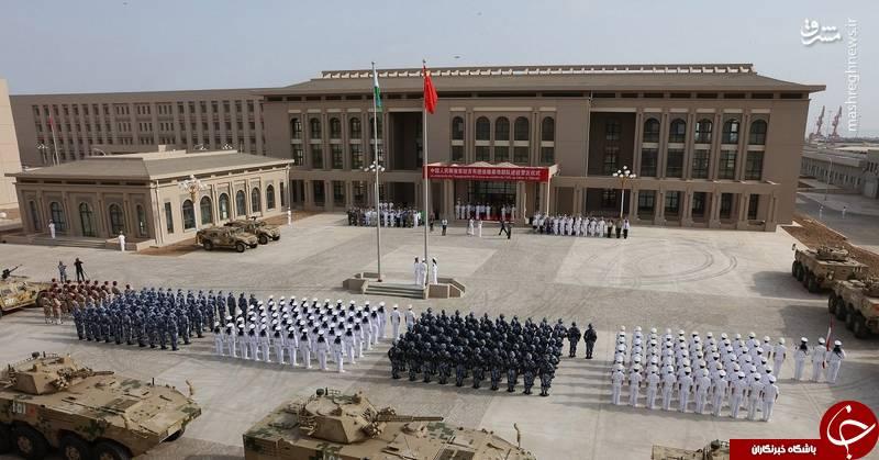 جنگ لیزری آمریکا و چین به کشور مشهور جیبوتی رسید/ حمله لیزری اژدها به عقاب در قاره سیاه+ تصاویر