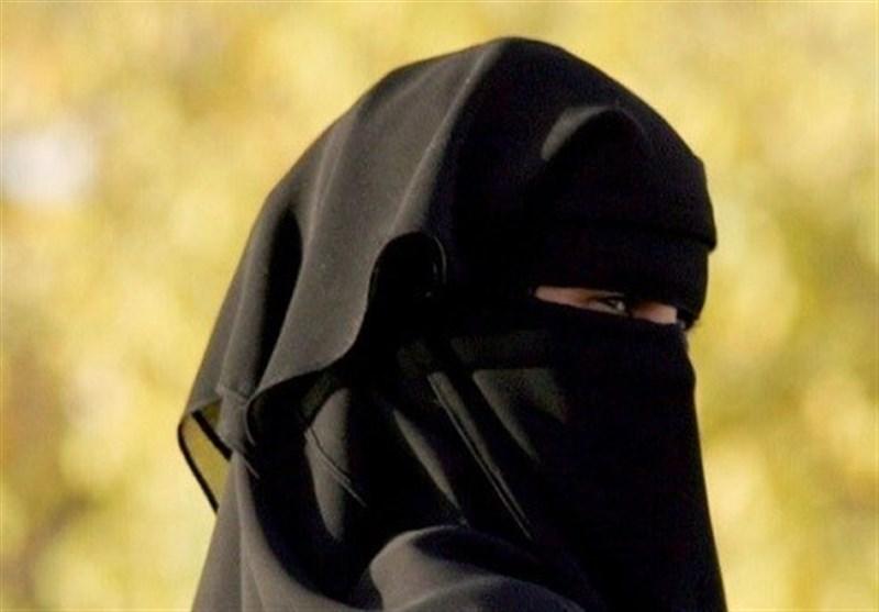 درسی که مرد آمریکایی پس از توهین به زن مسلمان گرفت! +فیلم