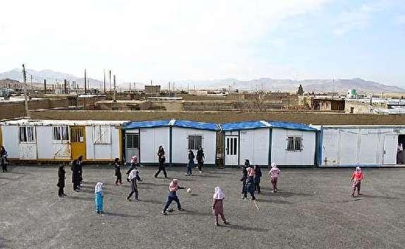 باشگاه خبرنگاران - رنج سرما و گرما مدارس کانکسی استان آذربایجان غربی در گرو تصویب اعتبار