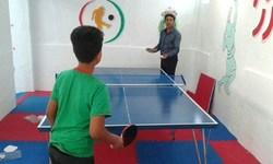 افتتاح خانه ورزش در دورترین روستای ماهیدشت