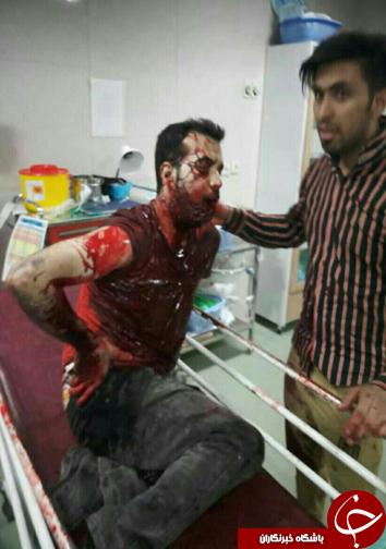 ۱۱ کشته و زخمی در درگیری کازرون