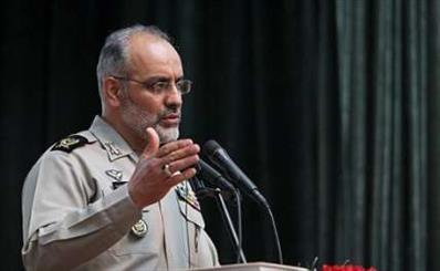 افسران ارتش برای دفاع از اسلام و انقلاب در دافوس پرورش می یابند