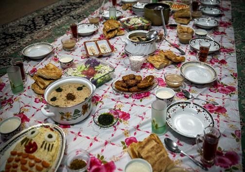 بیدارباش سحر با نوای چاوش خوانی/آداب و رسوم مردم خراسان شمالی در ماه مبارک رمضان