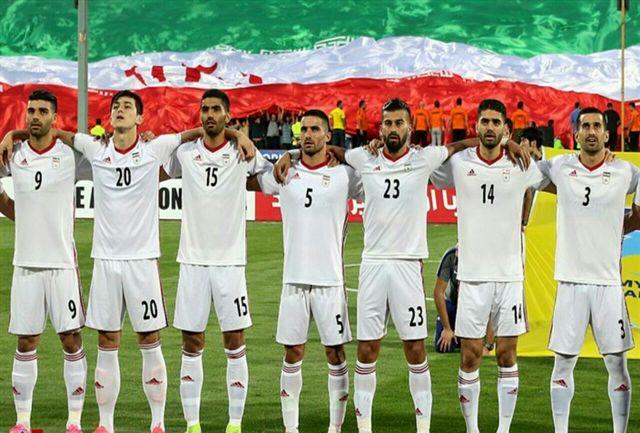 تغییر زمان برگزاری دیدار دوستانه تیمهای ایران - ازبکستان
