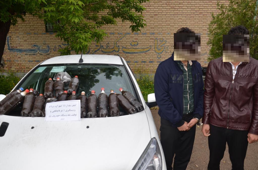 دستگیری 2 سوداگر مرگ در قوچان