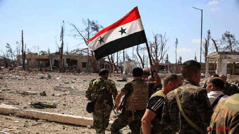 کنترل کامل شمال حمص در اختیار ارتش سوریه قرار گرفت