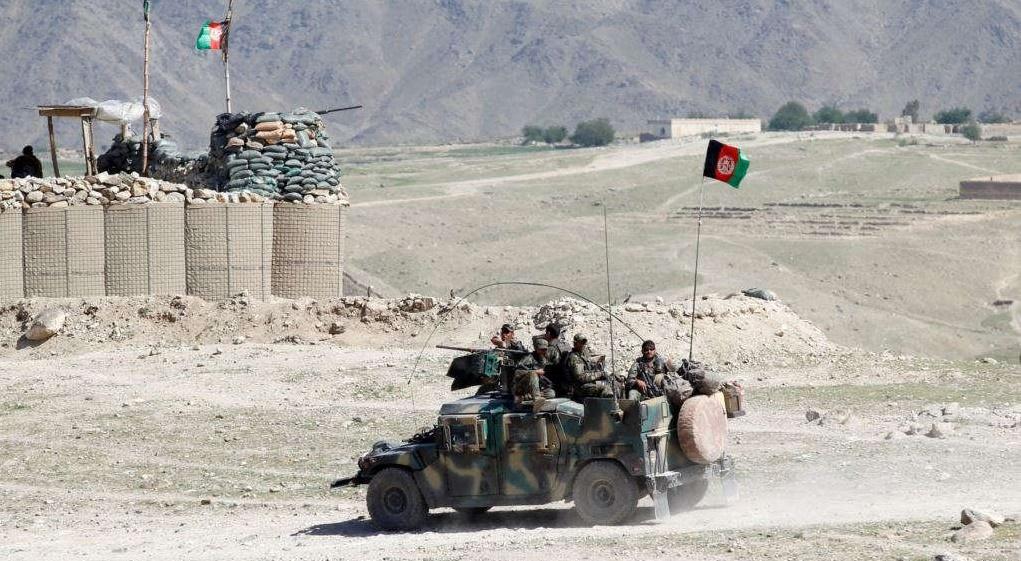عقب نشینی ارتش افغانستان د بادغیس