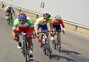 درخشش دوچرخهسوار شیرازی در مسابقات ترکیه