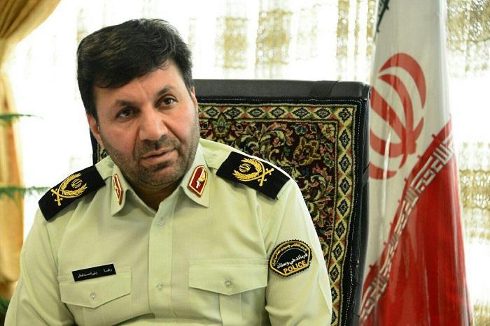کشف ۷۰۰ کیلوگرم موادمخدر در عملیات پلیس کرمان