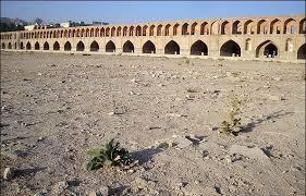 ۹۰ روز تا شروع بی آبی در اصفهان