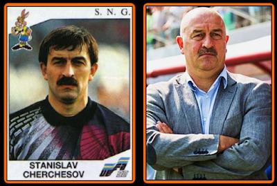 تغییر چهره سرمربیان جام جهانی 2018 روسیه/سبیل کی روش باز هم سوژه شد!+عکس