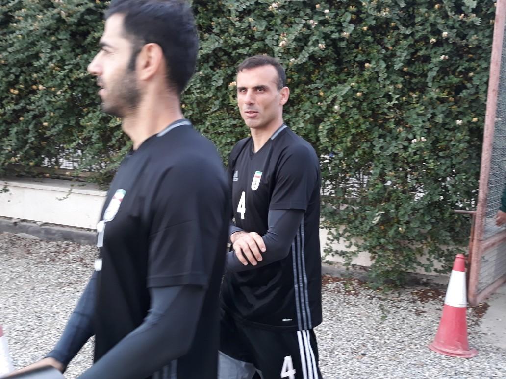۱۳ بازیکن به تمرینات تیم ملی فوتبال اضافه شدند/ عابدزاده رو به روی پدرش ایستاد