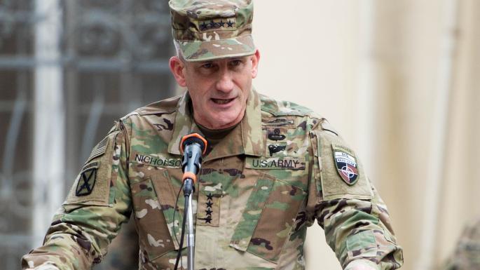 فرمانده ناتو در افغانستان: داعش از خاک پاکستان وارد افغانستان می شود