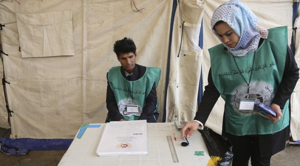 روزانه حدود ۱۰۰ هزار نفر برای رای دادن در انتخابات ثبت نام می کنند