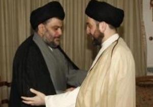 دیدار سید عمار حکیم و مقتدی صدر برای تشکیل ائتلاف