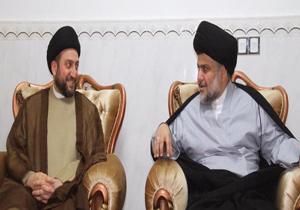 سران دو ائتلاف صدر و حکمت ملی خواستار مذاکره تمام گروهها برای تشکیل دولت جدید عراق شدند