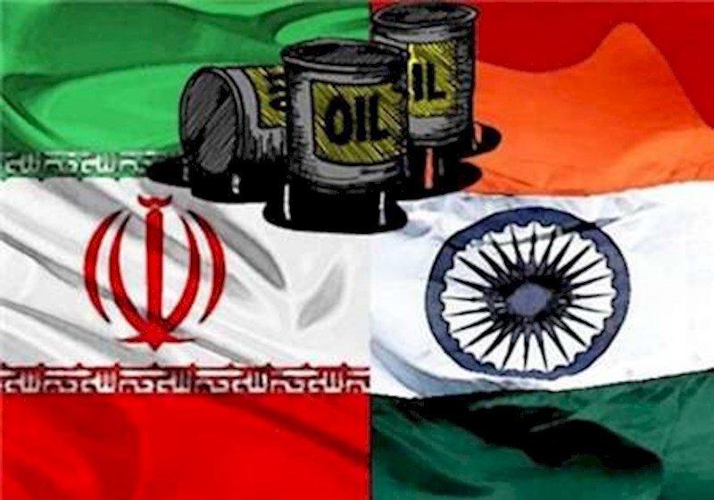 افزایش 49 درصدی واردات نفت هند از ایران