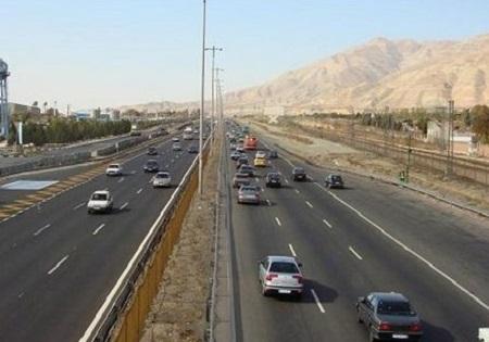 تردد عادی و روان در تمامی جاده های کشور