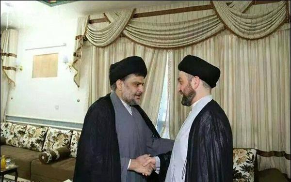 در دیدار حکیم و صدر درباره آینده سیاسی عراق چه گذشت؟