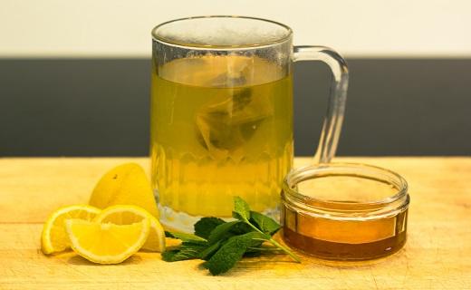 یک تیر و ۲ نشان با شربت لیموترش و عسل