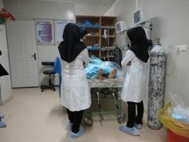 معضل نبود پرستار وماما در  درمانگاه مورموری آبدانان