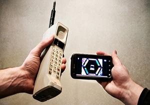 پیشرفت تلفن از سال ۱۸۷۶ تا کنون + فیلم