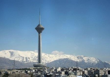 هوای تهران با شاخص ۵۳ در شرایط سالم است