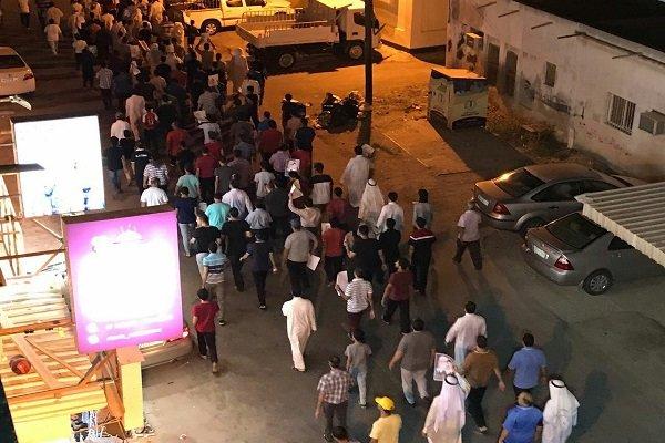 تظاهرات مردم نقاط مختلف بحرین در حمایت از شیخ عیسی قاسم