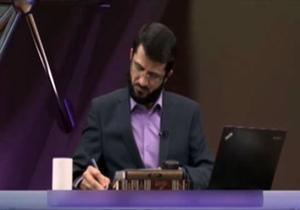 دروغ گفتن عجیب مجری شبکه وهابی روی آنتن زنده + فیلم