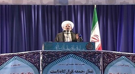 در موضوع برجام چهره پلید آمریکا بار دیگر بر ملت ایران آشکار شد