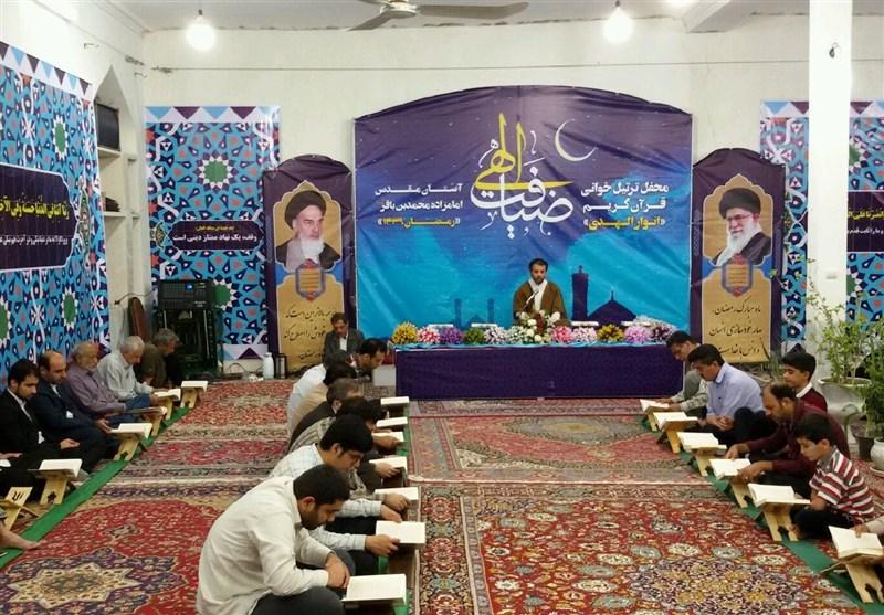 اجرای طرح ضیافت الهی در بقاع متبرک استان بوشهر
