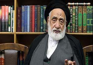 پیکر حجتالاسلام والمسلمین طباطبایی در قم تشییع و به خاک سپرده شد