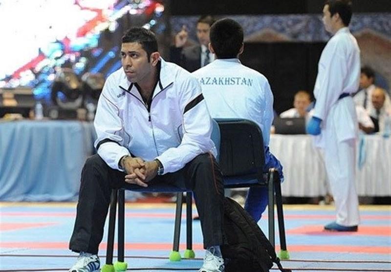 باشگاه خبرنگاران -بهنام فر: میخواهم سرمربی تیم ملی کاراته بمانم