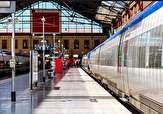 تخلیه ایستگاه قطار مارسی فرانسه