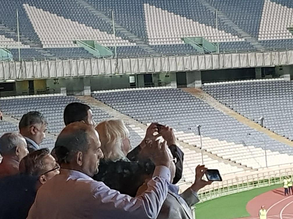 ایران 1 - 0 ازبکستان / برد خفیف مسافران روسیه در نور باران آزادی