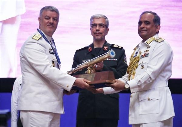 واگذاری ریاست اجلاس فرماندهان نیروی دریایی کشورهای حاشیه اقیانوس هند به ایران