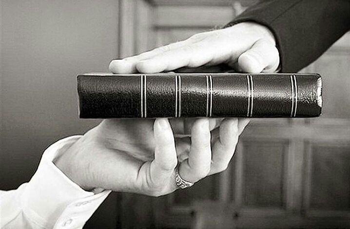 قسم خوردن در معاملات چه حکمی دارد؟