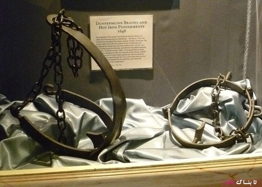 در قرون وسطا مجازات زنان پرحرف چه بود؟