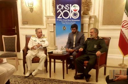 برگزاری رزمایش مشترک ایران و پاکستان با حضور نیروی دریایی سپاه