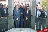باشگاه خبرنگاران -افتتاح مجتمع فرهنگی - هنری شهرستان اسکو+عکس