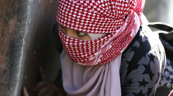 دختر ۱۲ ساله فلسطینی که صیونیستها از او وحشت دارند! +فیلم