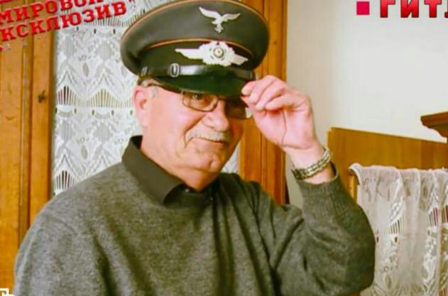 لولهکش فرانسوی مدعی شد نوه هیتلر است