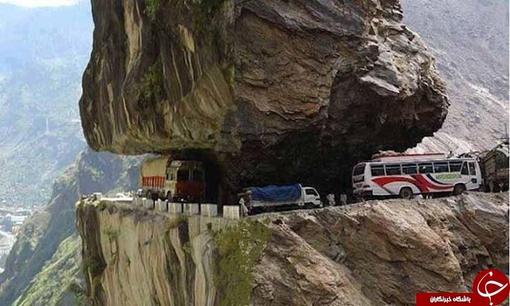 ترسناکترین و مرگبارترین جادههای دنیا را بشناسید