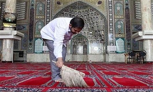رمضان رنگ مناجات با خدا را به تصویر می کشد