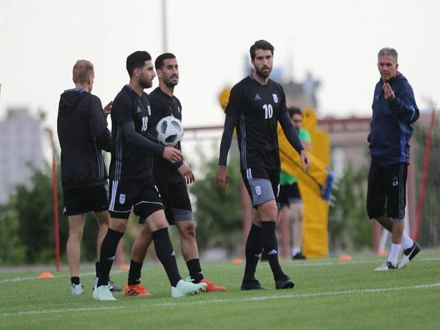 فهرست ۲۴ نفره تیم ملی فوتبال ایران اعلام شد