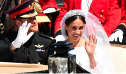 مراسم عروسی کسلکننده شاهزاده انگلیس برای میهمانان +تصاویر