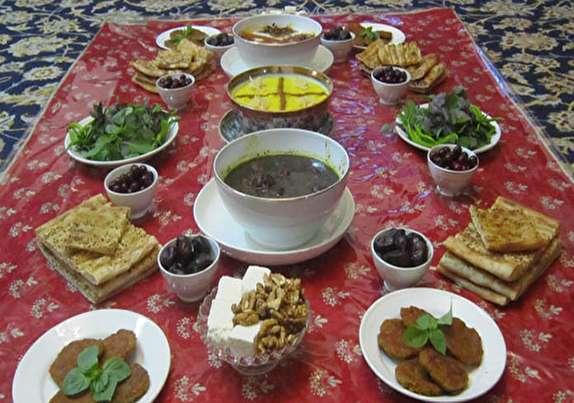 باشگاه خبرنگاران - رعایت اصول تغذیه صحیح در ماه رمضان