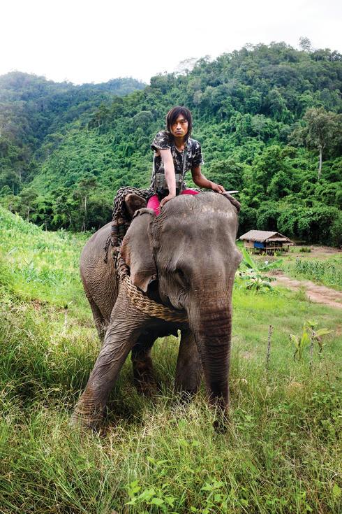 تصاویری زیبا از میانمار