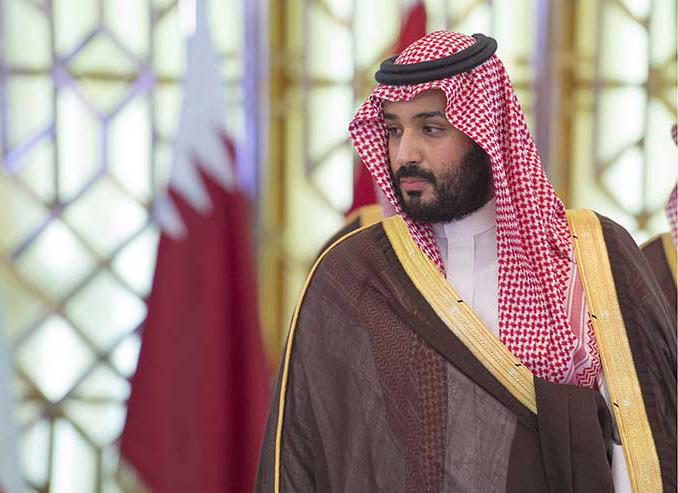 ادامه غیبت مشکوک ولیعهد سعودی؛ این بار در مراسم فارغالتحصیلی دانشکده افسری