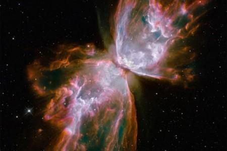 پرتاب اشعه لیزر قبل از مرگ ستارگان!,